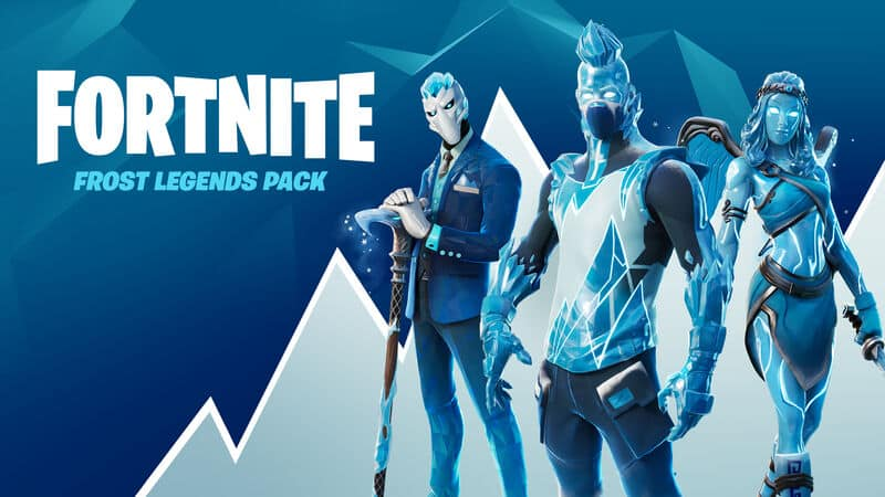 Frost Legends Pack