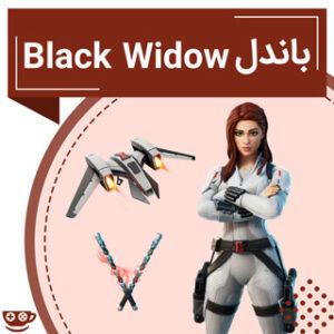 خرید باندل بلک ویدو black widow فورتنایت - کافه گیم