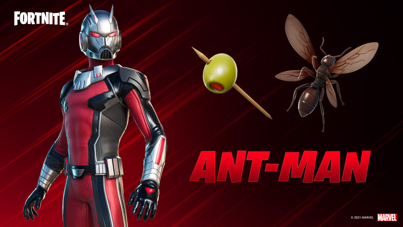 باندل ant man
