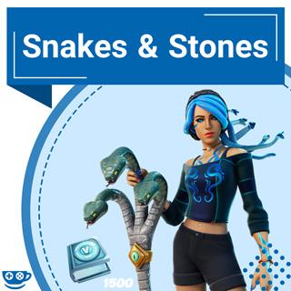 خرید پک Snakes & Stones